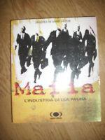 SAINT VICTOR - MAFIA L'INDUSTRIA DELLA PAURA - ED:NUOVI MONDI - ANNO:2008 (RD)