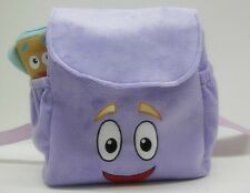 Purple Dora Backpack Plush Girls Preschool Backpack The Explorer Rescue Bag Gift