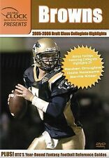 On The Clock Sports Video Production Presents - Browns 2005 Draft Picks Colle...