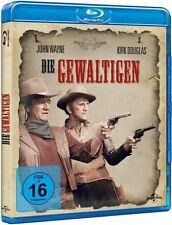 Blu-ray DIE GEWALTIGEN # John Wayne, Kirk Douglas ++NEU