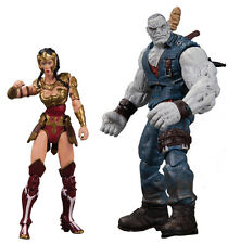 INJUSTICE WONDER WOMAN & SOLOMON GRUNDY 3 3/4-INCH TALL 2-PACK ACTION FIGURES