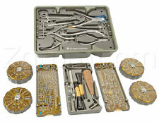 Jeil Le Forte Cranio Maxillo Facial Instrument set - Titanium Fixation Set