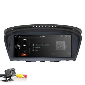"""8.8"""" Android 8.1 Car GPS Navi Radio For BMW 3 5 Series E60 E61 E63 E90 2005-2012"""