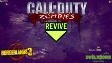 Boderlands 3 Cod Zombies Waffen evilxjug s3 bl3 Level 65 ps4/ps5/XBOX/X/S/PC