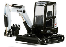 BOBCAT E35 Compact Hydraulic Excavator / 1:50 Scale - DIECAST REPLICA