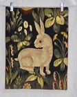 Allan Waller Ltd. Point de l'Halluin Tapestries Lady and the Unicorn Panel #4