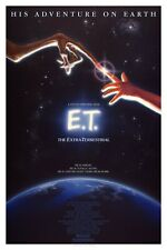 E.T. The Extra-Terrestial Limited Edition Print by John Alvin Out of 325