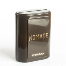 D'Orsay Nomade Perfumed Bar Soap Savon Dish Dorsay Vintage