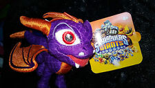 BRAND NEW  SPYRO THE DRAGON SMALL SOFT KEY RING DOLL SOFT CUDDLY TOY