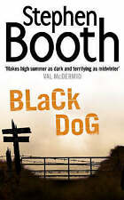 Black Dog, By Stephen Booth,in Used but Acceptable condition