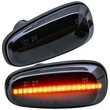 LED Indicators Black for All Opel Astra G Opel Zafira A [71011-1]