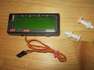 Jetibox  Jeti Box mini duplex für 2,4 Ghz