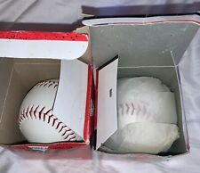 Lot Of 2-Brand New-Dudley Official Softball Thunder Red Heat-Ws12-Rf/Wt12-Rf