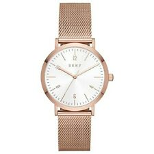 Dkny Watch NY2743 Rose Gold Womens Watch Brand New