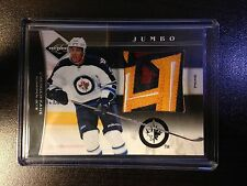 Evander Kane Jumbo Patch 24/25 Jets - 11-12 Panini Limited