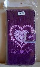iPhone 6plus purple flip cover