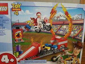LEGO Disney Pixars Toy Story 4 Duke Caboom's Stunt Show