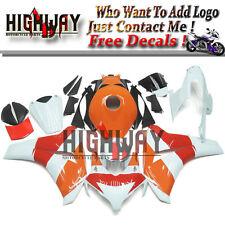 Injection Fairings For Honda CBR1000RR 2008 09 10 2011 ABS Kits Orange White Red