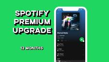 Spotify Premium 🎶 1 YEAR 🎶 Worldwide
