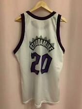 NBA TORONTO RAPTORS BASKETBALL AUTHENTIC JERSEY CHAMPION DAMON STOUDAMIRE #20