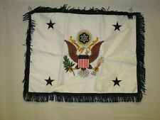 flag1192 Us Army Assistant Secretary of the Army small Embroidered fringe Ir42B