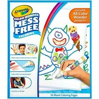 Crayola Color Wonder 30-page Refill Paper - Page Multicolour