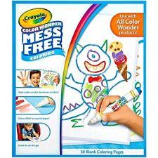Crayola Color Wonder 30-page Refill Paper - Page Multicolour