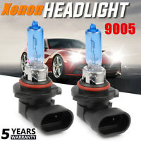 9005 Xenon Headlight 110W 20000LM Halogen FOG Light Bulb 6000K Driving DRL Lamp