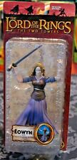 LOTR- EOWYN- THE TWO TOWERS- TOYBIZ ACTION FIGURE- THEW LORD OF THE RINGS- NEW