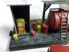Pola G 330891 Diesellok-Tankstelle Bausatz Neuware
