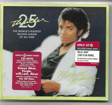 Michael Jackson - Thriller 25 (Target Special Edition CD)