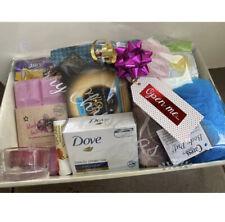 Ladies Birthday Pamper Hamper Yankee Candle Gift Box / Birthday Ladies Gift