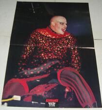 KEITH FLINT (THE PRODIGY)  Magazine Poster! - 41.5 X 21.5CM