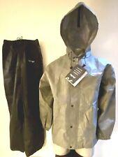 Frogg Toggs All Purpose Rain Suit Gear MENS Black/Stone AP102BR-105 Frog Sport
