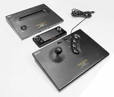 NEOGEO X Gold Limited Edition Console W/ Handheld Game Card Arcade Stick 20 Game