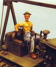 Resicast 1/35 Seabee US Bulldozer Driver in Pacific War WWII 355530