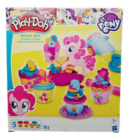 Hasbro Play-Doh kneading set with accessories My Little Pony Cupcake Baking NEW