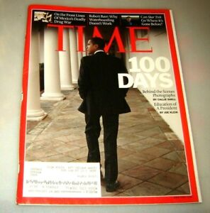 Time Magazine May 4, 2009 On The Front Lines Of Mexico's Deadly Drug War