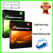 AIDA64 Extreme & Engineer Lifetime License Key Global FAST DELIVERY