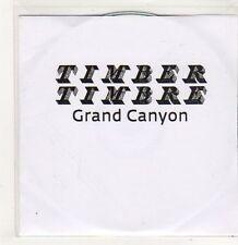 (FJ751) Timber Timbre, Grand Canyon - 2014 DJ CD