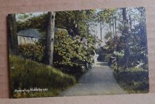 Postcard Hopwood ley Middleton manchester unposted early colour card