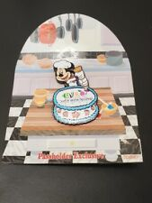 New listing  Disney Epcot Food & Wine Festival 2003 Mickey Mouse Annual Passholder Pin 25763
