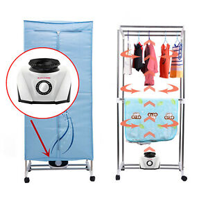 Hot Air Clothes Dryer Electric Drying Machine Home Indoor Air Dryer Warm Fan