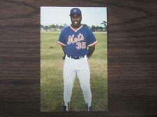 1986 Tcma New York Mets Kevin Mitchell Postcard