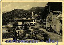 Prea di Roccaforte Mondovì, Cuneo - Auto - Panorama - Viaggiata 1955 - RP004