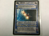 Star Wars Game Card Radiant VII - Coruscant -  Light Side
