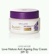 Oriflame  Love Nature Anti-Ageing Day Cream SPF 10, 50ml New