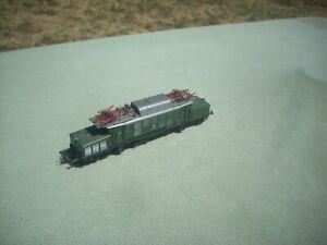 HO Roco Electric Locomotive #194 179-8 GREEN Crocodile?