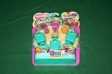 Shopkins Season 3 5-Pack NIB Choc Frosted??  New in Package!!!