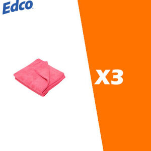 EDCO MERRIFIBRE UNIVERSAL MICROFIBRE CLOTH 3PK